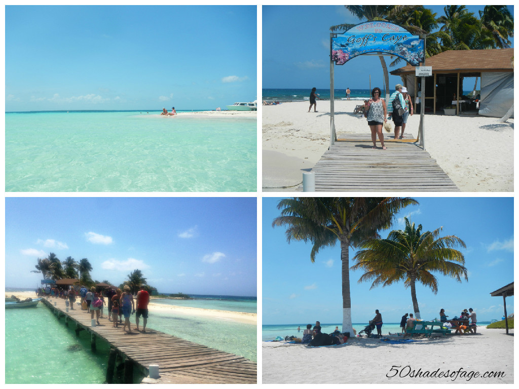 Our Snorkelling Trip to Goffs Caye