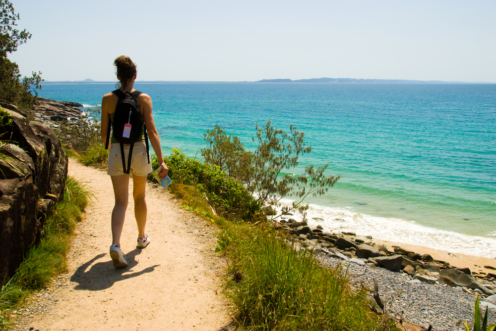 Noosa National Park Walk