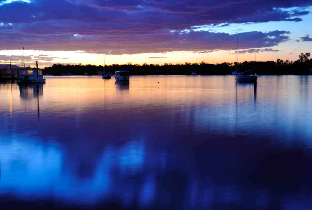 Noosa River Sunset