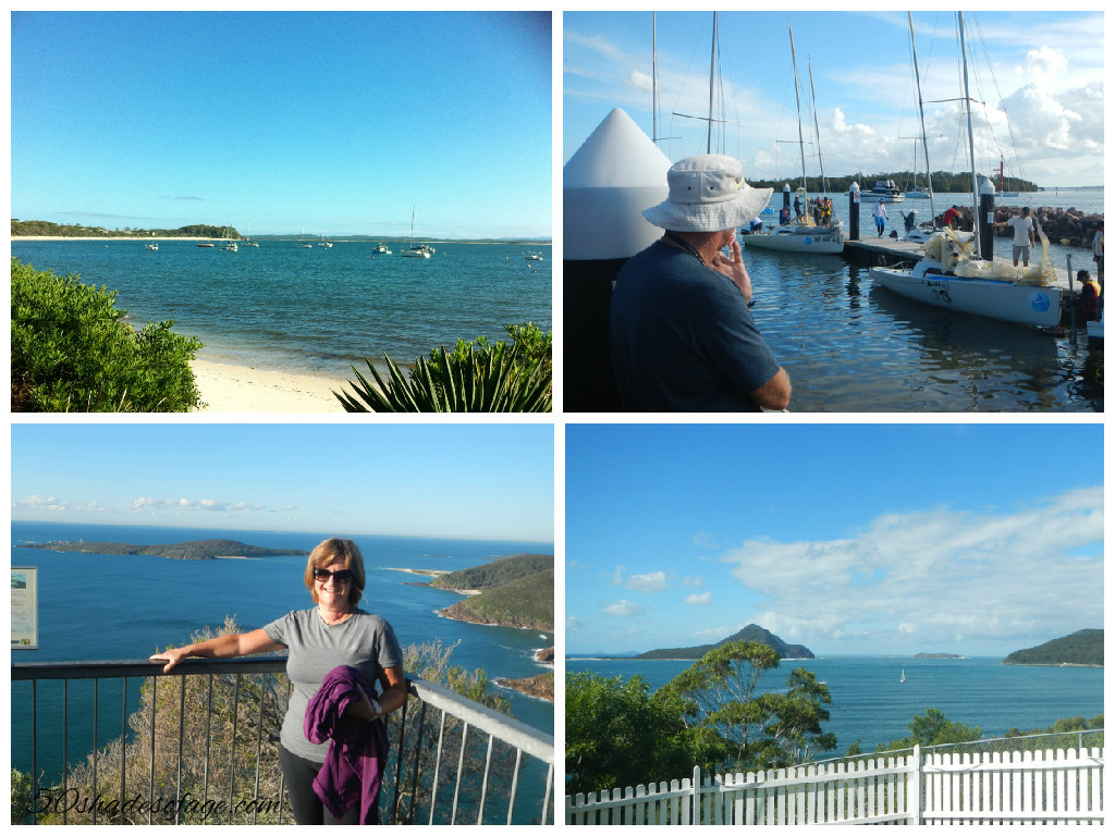 Port Stephens - Shoal Bay, Nelson Bay, Tomaree NP & Soldiers Point