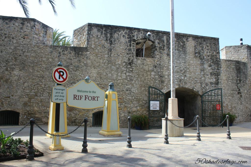 Rif Fort, Willemstad
