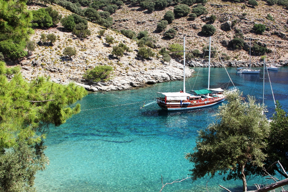 Sailing the Turquoise Coast of Turkey