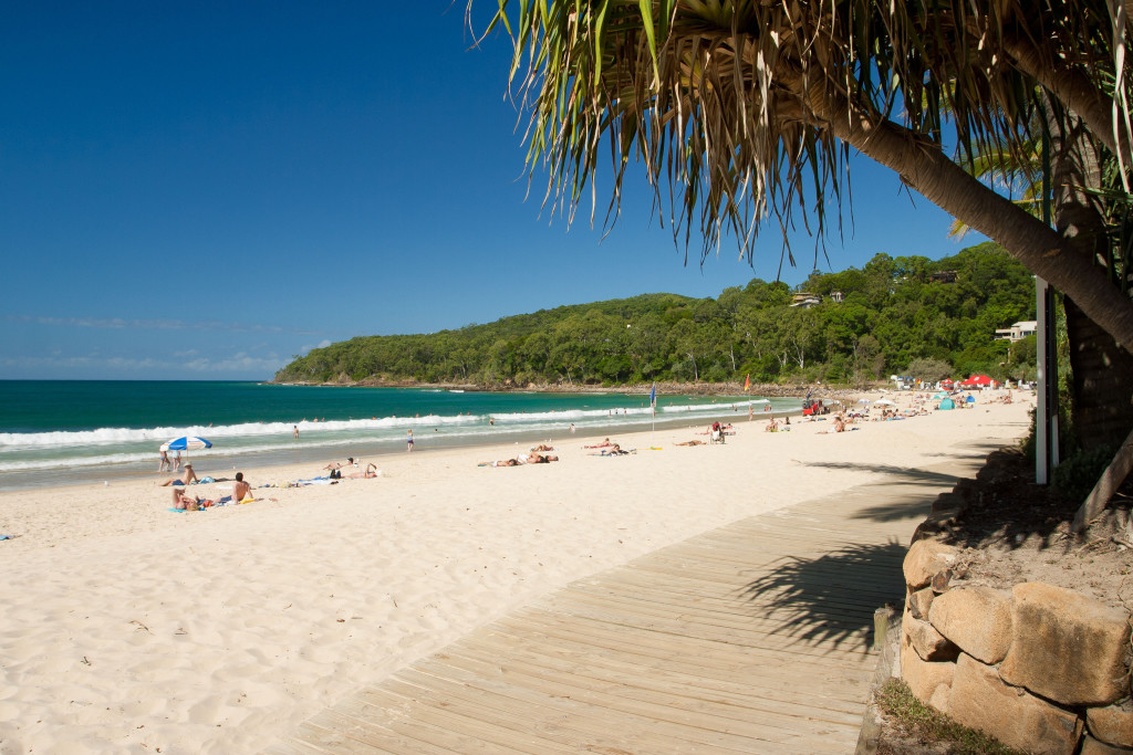 Noosa Heads, Main Beach