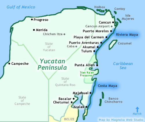yucatanmexicomap 50 Shades of Age : yucatanmexicomap from www.50shadesofage.com size 500 x 420 png 643kB