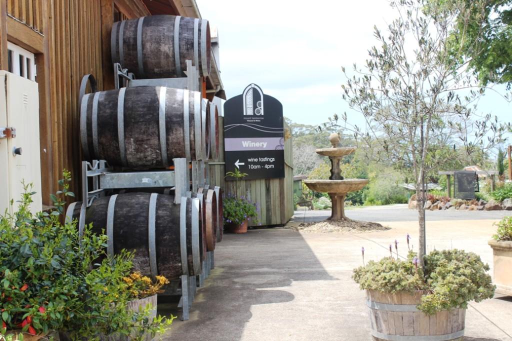 Winery at Mt Tamborine
