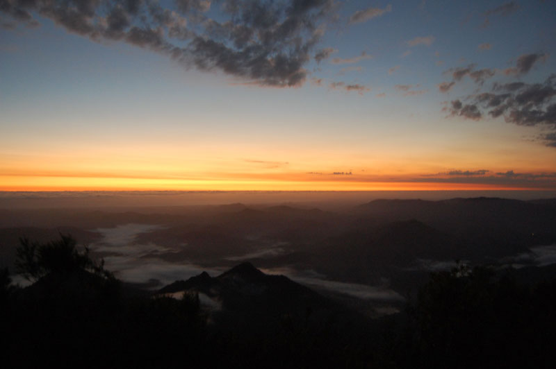 Mt Warning Sunrise