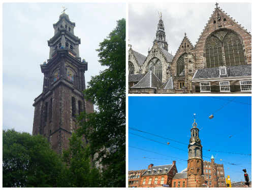 Old Churches, Amsterdam