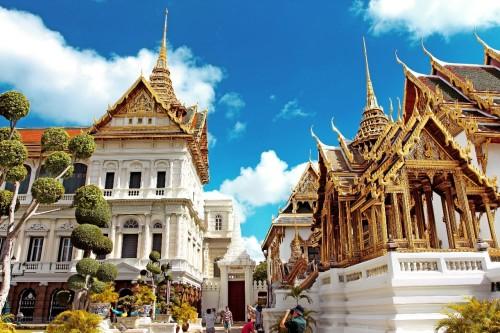 Figure 1 Grand Palace, Bangkok, Thailand. Photo by prasit2512