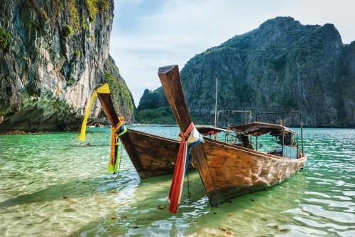 Figure 3 A view in Krabi, Thailand. Photo by Oleg Zhukov