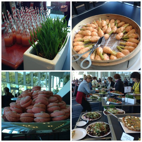 Some of the yummy food at RACV Pines Resort