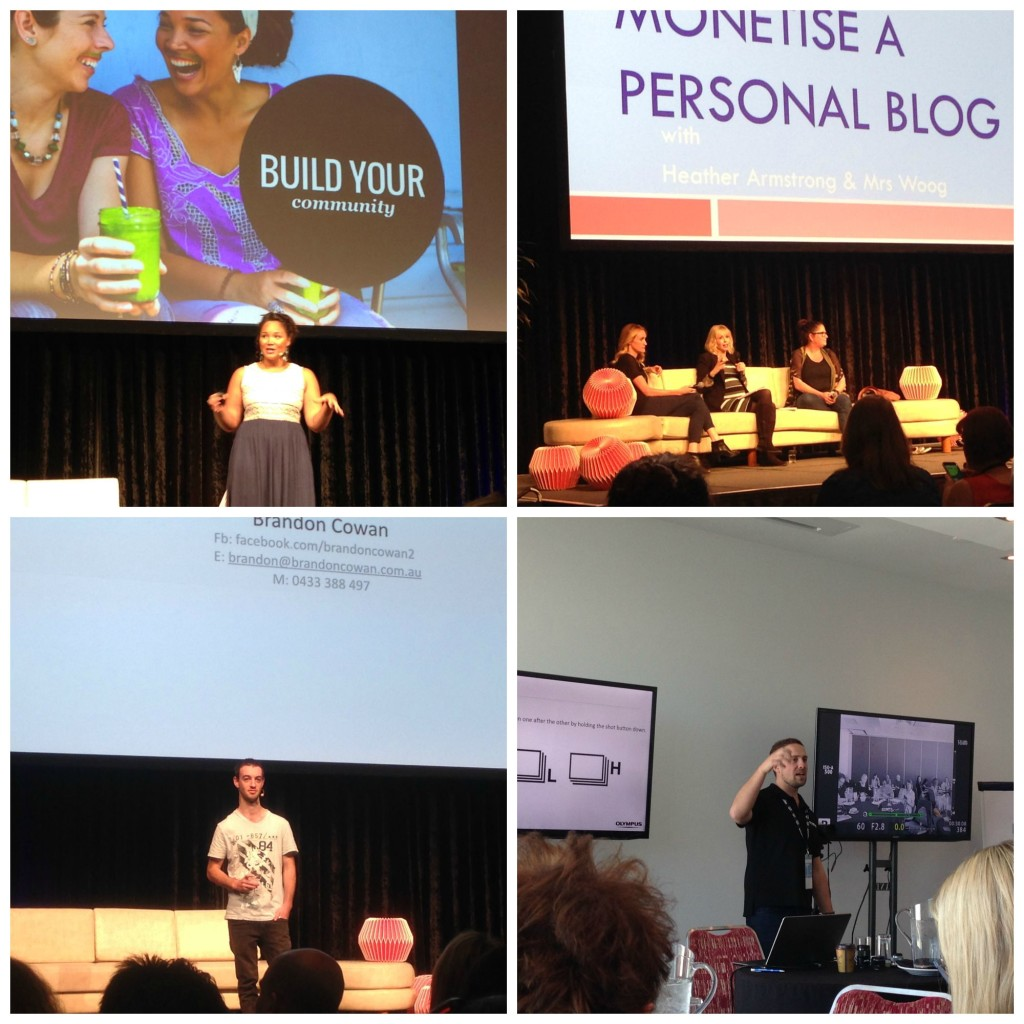 Problogger Conference Presenters
