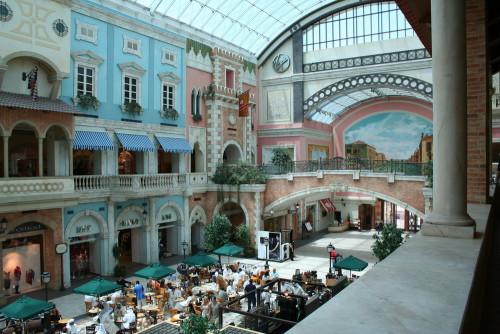 Mercato Shopping Centre, Dubai