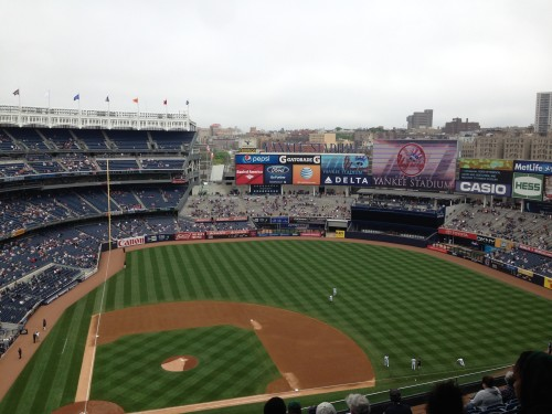 New York Yankees Baseball Stadium