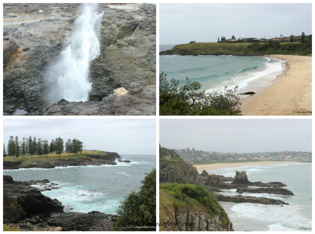 Kiama in the Illawarra