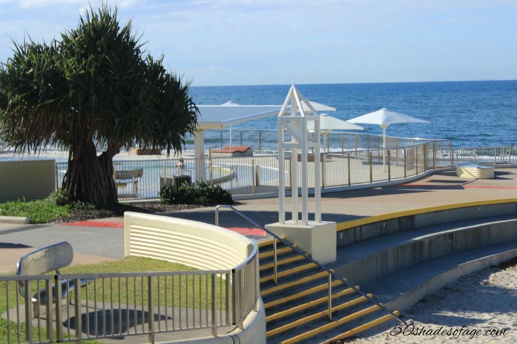 Bathing Pavilion at Kings Beach