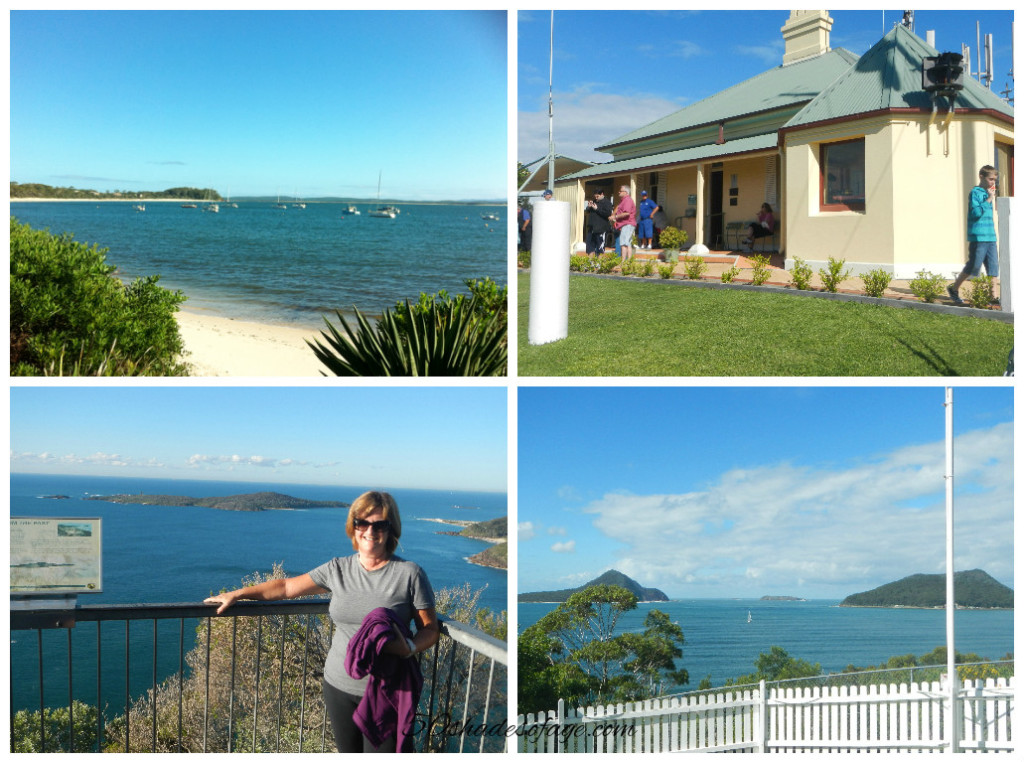 Shoal Bay/Port Stephens in the Hunter Region