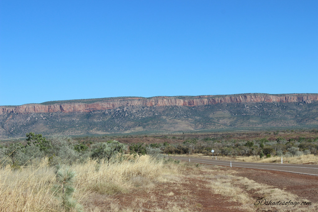 Cockburn Ranges, The Kimberley