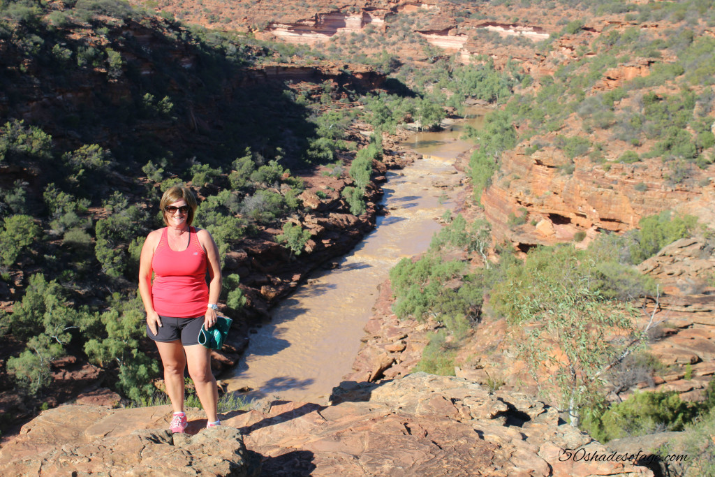 Z Bend Gorge, Kalbarri National Park