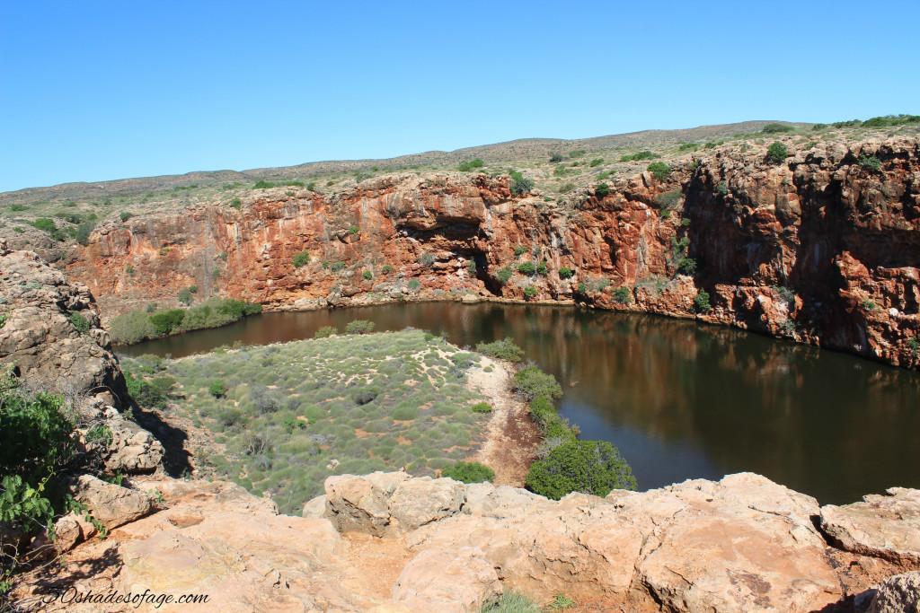 Yardie Creek Gorge, Cape Range National Park