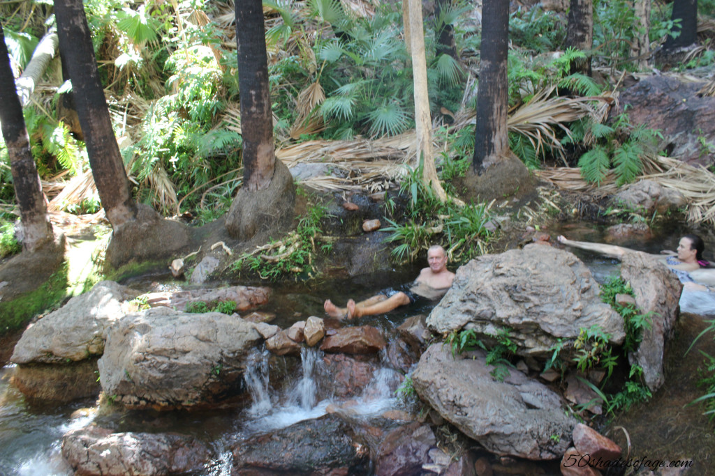 Zebedee Springs, El Questro