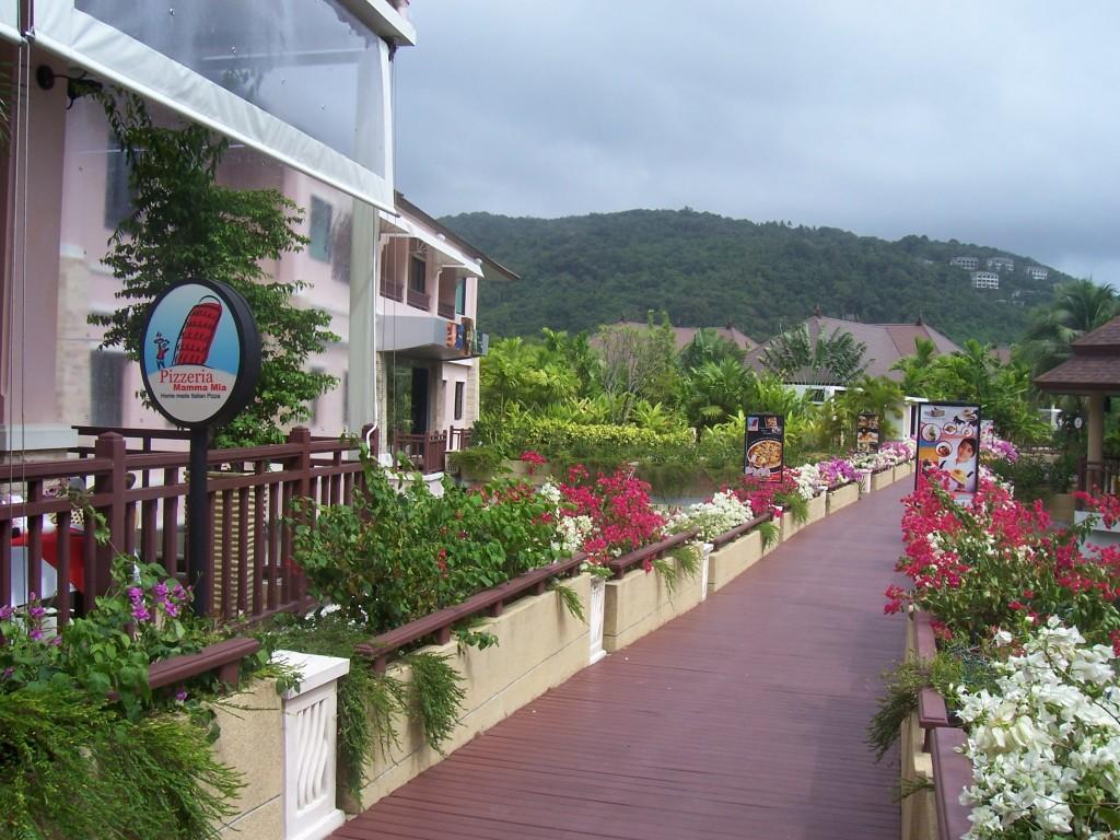 Kata Beach Resort in Phuket, Thailand