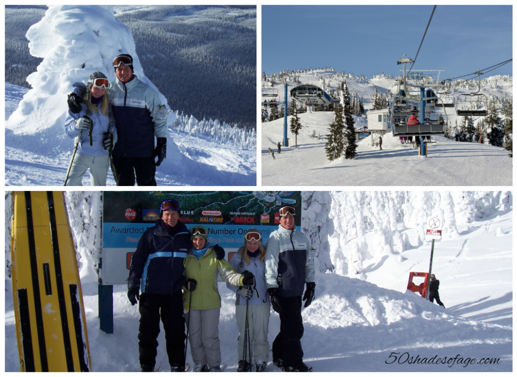 Big White Ski Resort, Canada