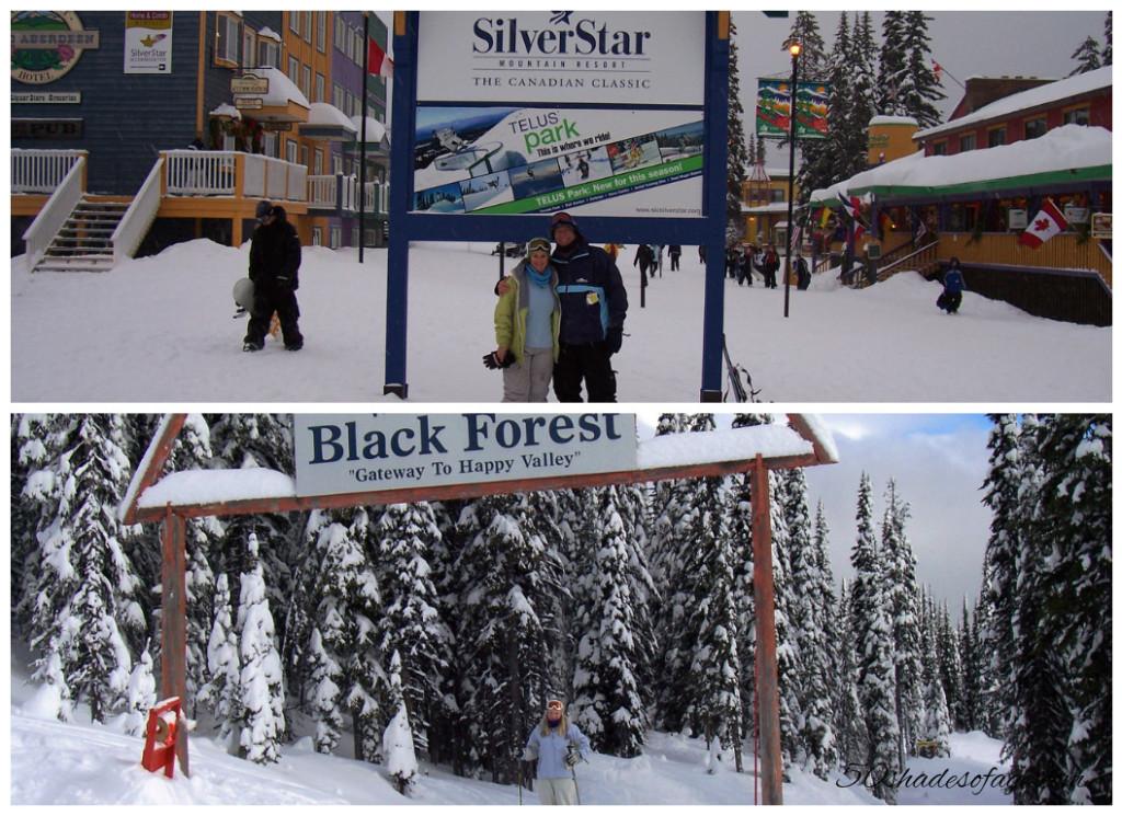 Silverstar Ski Resort, Canada