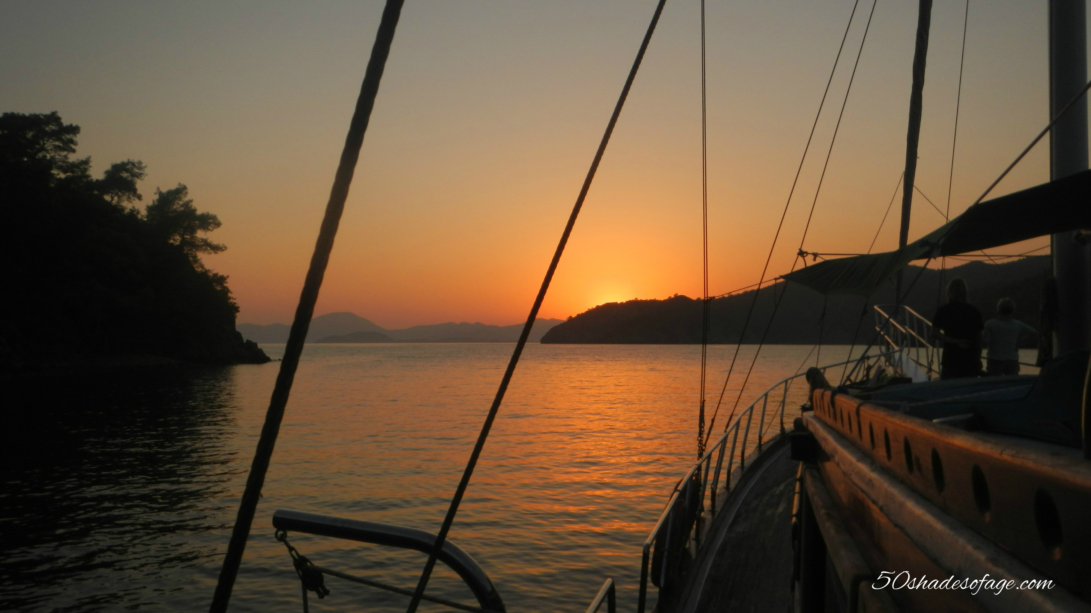 Sailing The Göcek Islands of Turkey