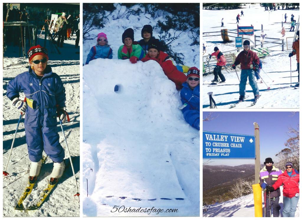 Thredbo Ski Resort circa 2000