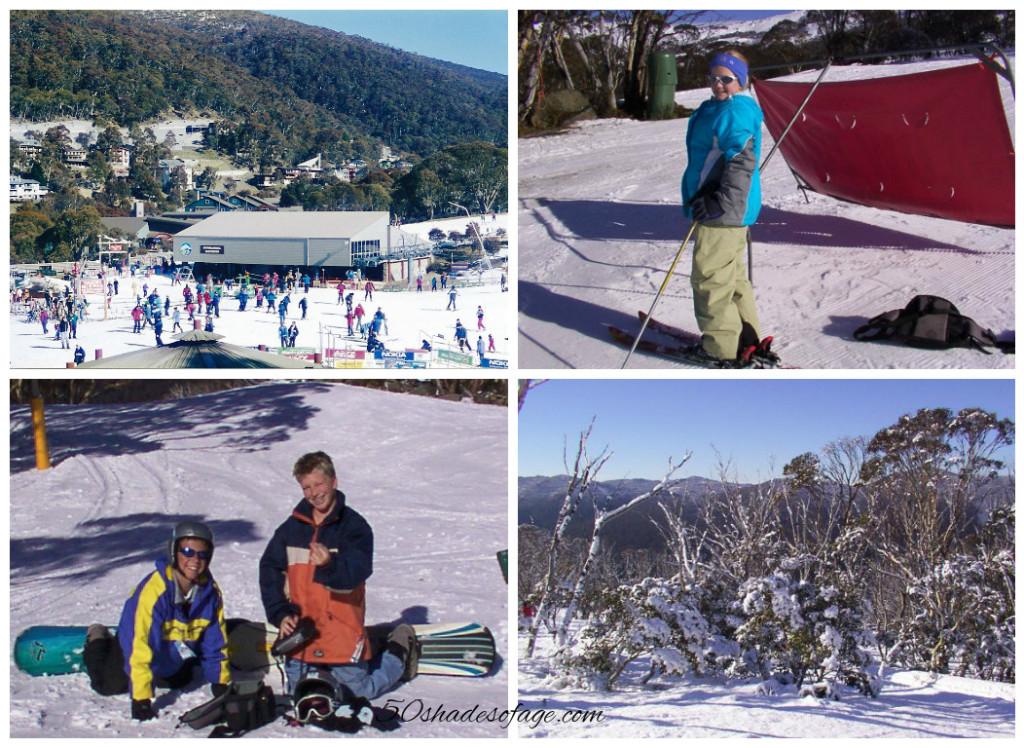 Thredbo Ski Resort circa 2005