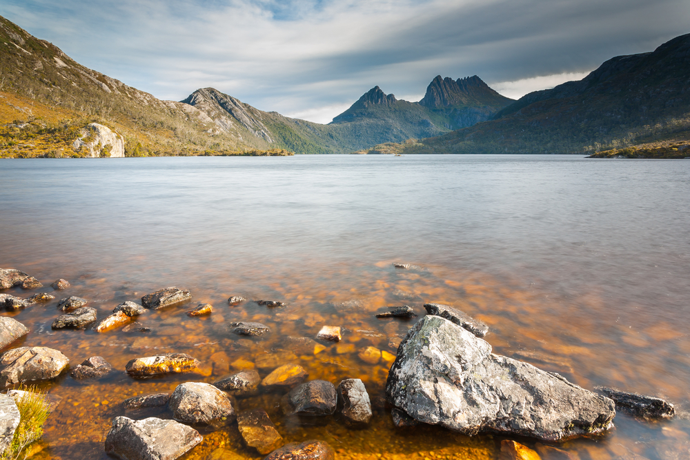 Lake St Clair, Cradle Mountain
