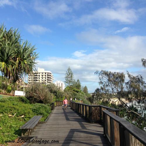 Coolum Boardwalk