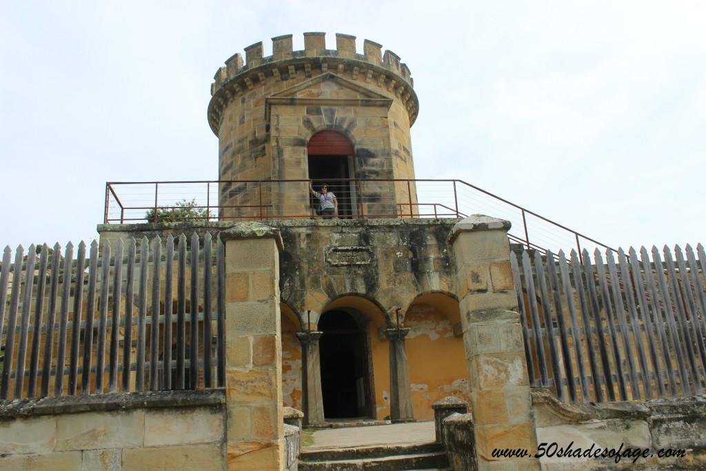 Guard Tower Port Arthur