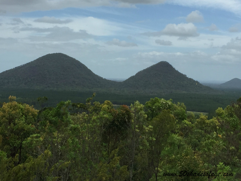 Mt Tunbubudla or The Twins