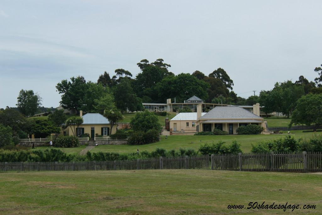 Port Arthur Houses