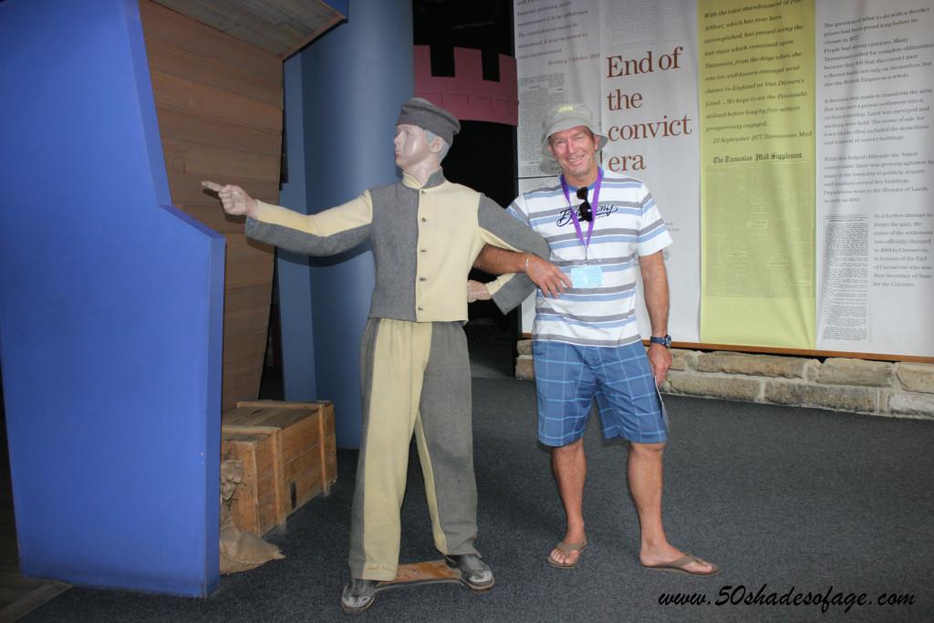 Port Arthur Interactive Museum