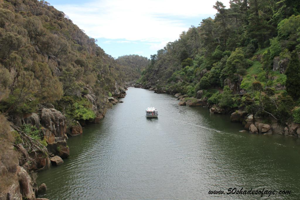 Cataract Gorge Cruise