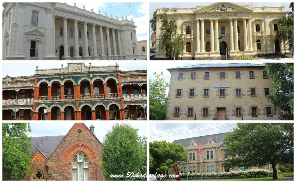 Historic Buildings in Launceston