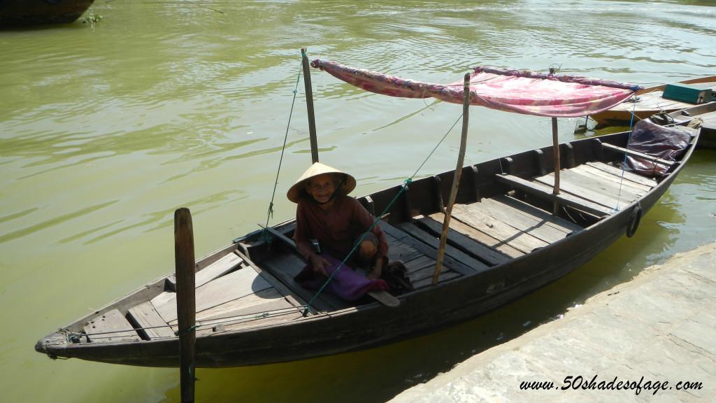 Hoi An in Vietnam 2012