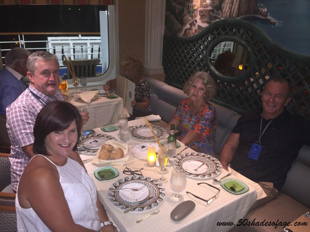 Special Dinner at Sabbatini's Italian Restaurant