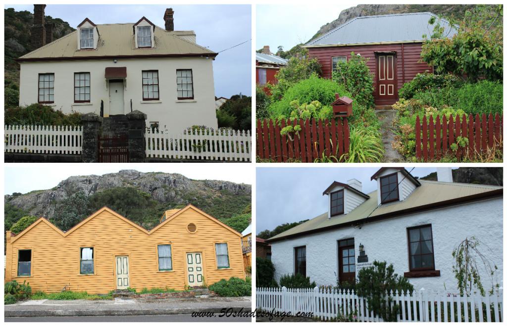 Stanley Historical Buildings