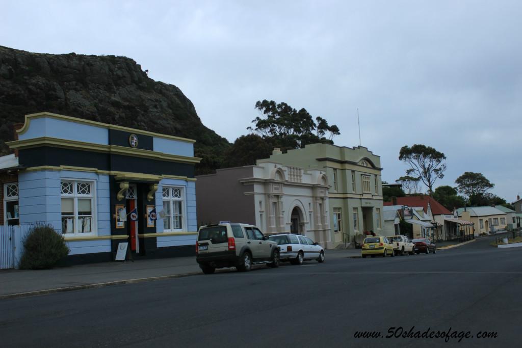 Stanley Main Street