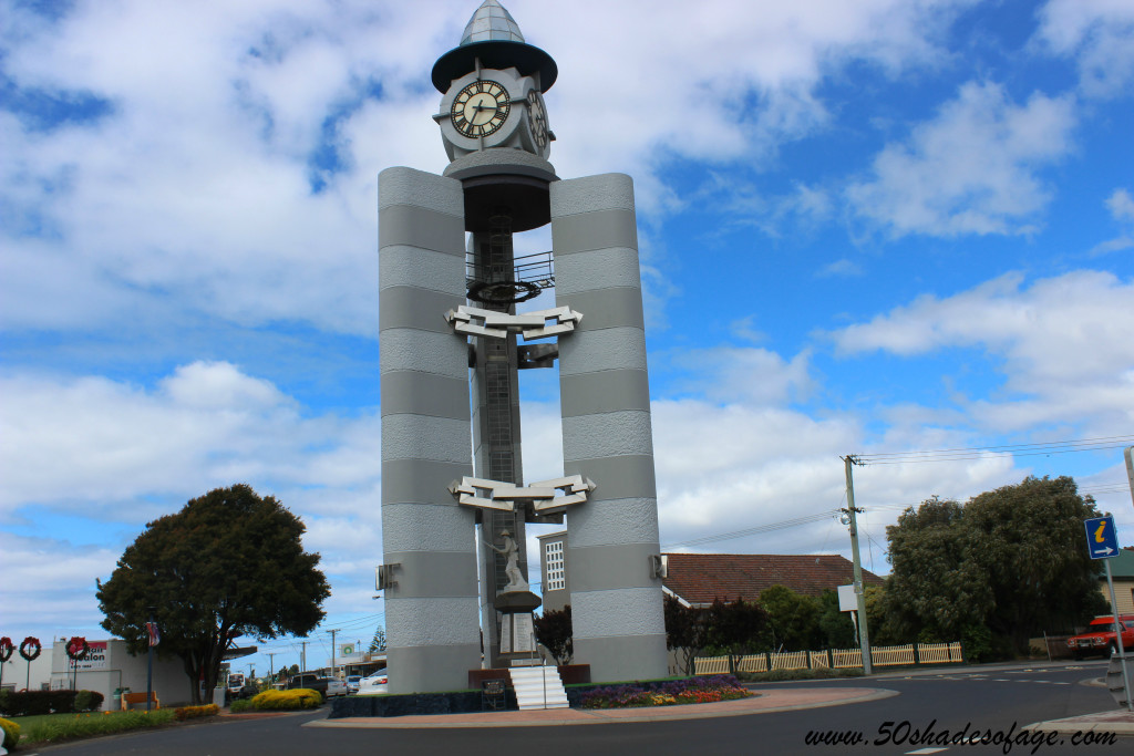 Ulverstone Shine of Remembrance and Clock