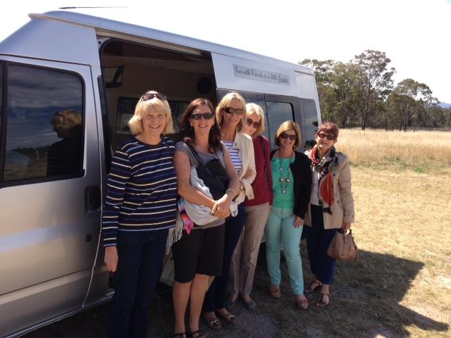 Stanthorpe Wine Tour Bus