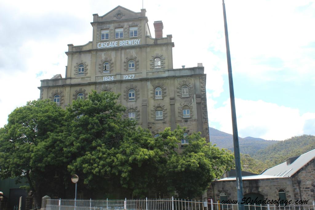 Cascade Brewery Hobart