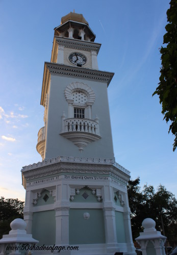 Clock Tower George Town