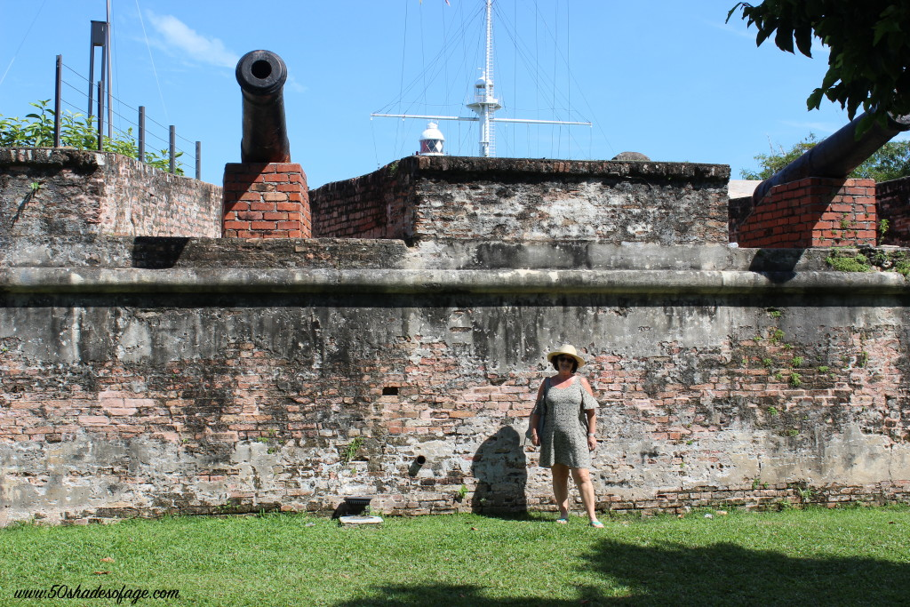 Fort George Town