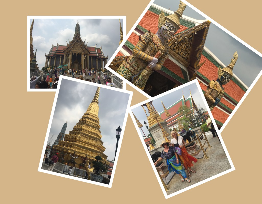 Shots from the Grand Palace