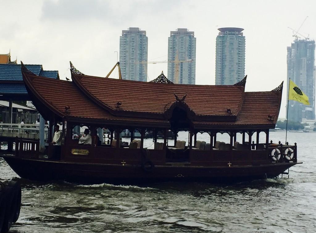 River Boat in Bangkok