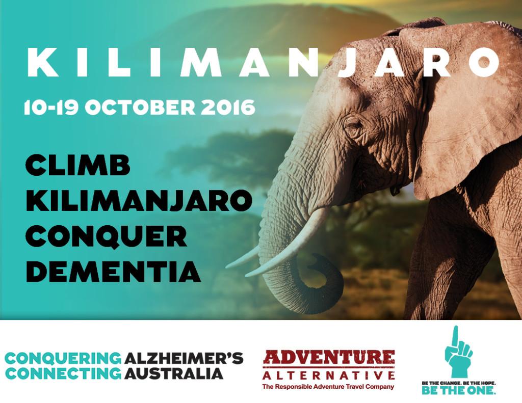 Fight Dementia Conquer Kilimanjaro